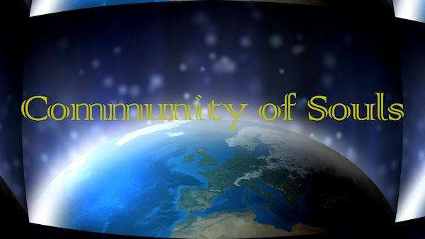 COMMUNITY TOPIC Soulful living in the local and global community.