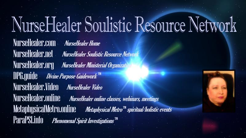 NurseHealer Soulistic Resource Network