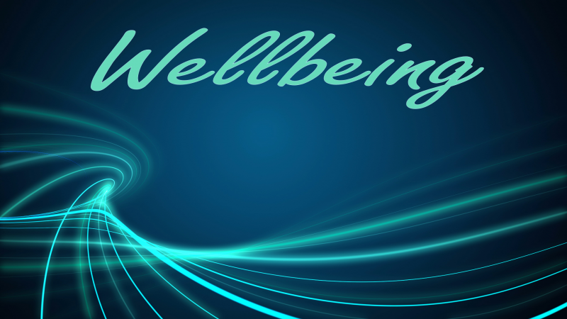 WELLBEING TOPIC well-being, health, healing, wellness